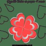Molde de Coração para Feltro – EVA e Artesanato 28