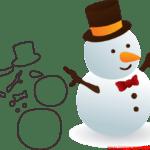 Molde de Natal Para E.V.A. Feltro e Artesanato – 32