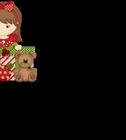Molde de Natal para EVA Feltro e Artesanato 43