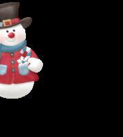 Molde de Natal para EVA Feltro e Artesanato 44