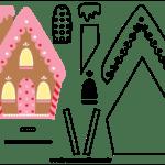 Molde de Natal para Feltro – EVA e Artesanato 45