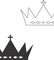 Molde de coroa para EVA - Feltro e Artesanatos13