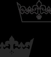 Molde de coroa para EVA - Feltro e Artesanatos2