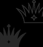 Molde de coroa para EVA - Feltro e Artesanatos5