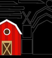 Molde de fazendinha para feltro, Eva e Artesanato
