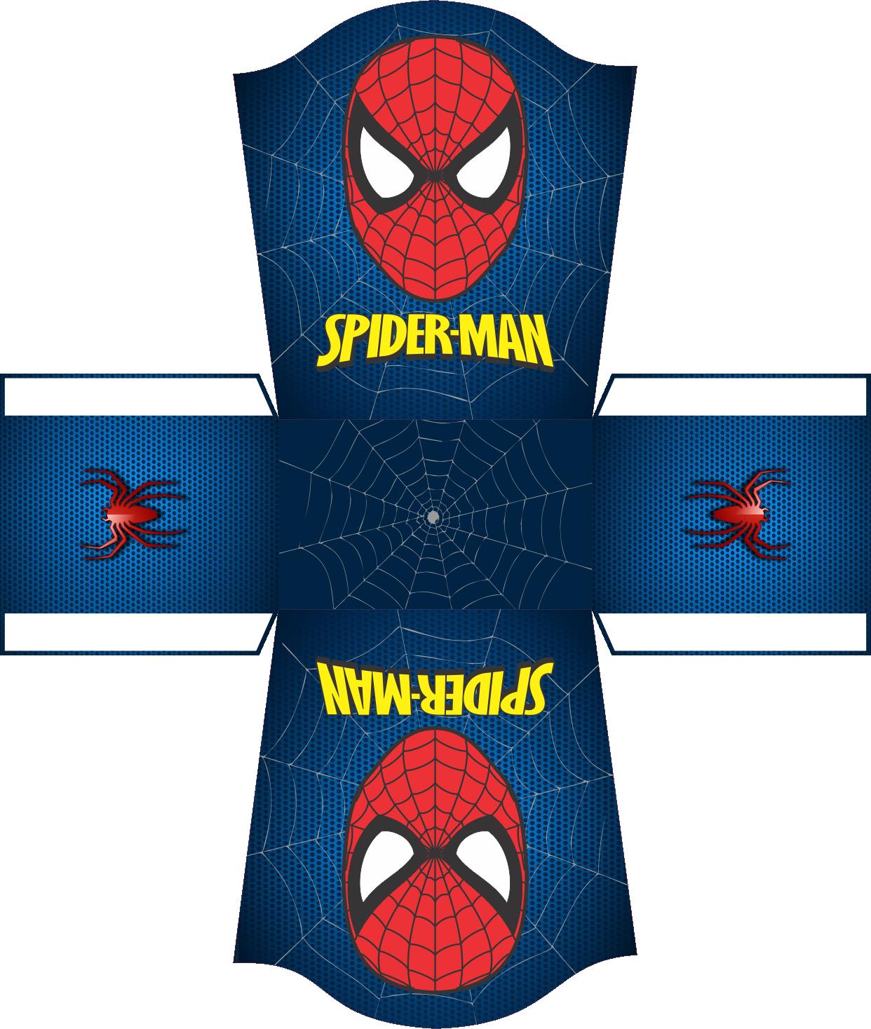 Kit Digital Festa Homem Aranha Baixe Gratis Kit Festa Spider Man