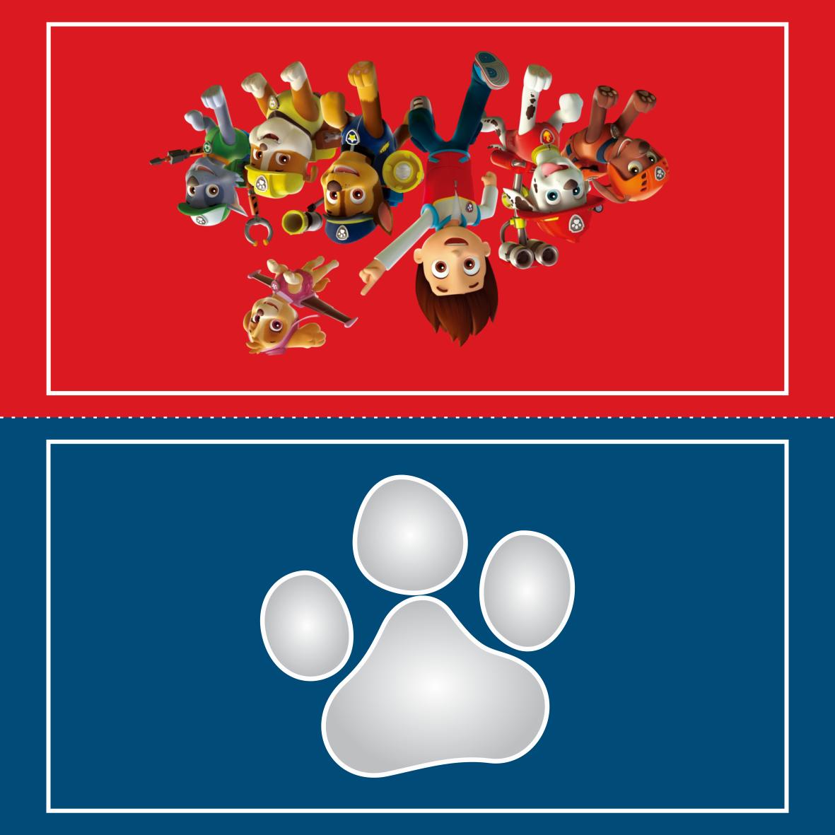 Kit Digital Para Festa Patrulha Canina