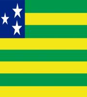 BANDEIRA DO BRASIL - DO ESTADO DE GOIAS EM VETOR, JPG, PNG, EDITÁVEL 09