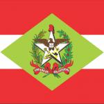 BANDEIRA DO BRASIL – DO ESTADO DE SANTA CATARINA EM VETOR, JPG, PNG, EDITÁVEL 28