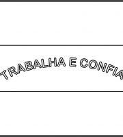 BANDEIRA DO BRASIL - DO ESTADO DO ESPIRITO SANTO PARA COLORIR 08