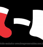 Molde Natal - Bota - Moldes de EVA - Feltro e Artesanato