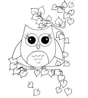 Arquivos Desenhos Para Imprimir Coruja