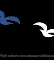 Molde de Marinheiro- Pássaro - para EVA - Feltro e Artesanato