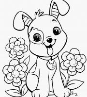 arquivos desenhos para colorir cachorro
