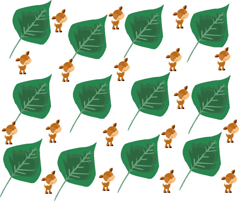 papel digital de renas