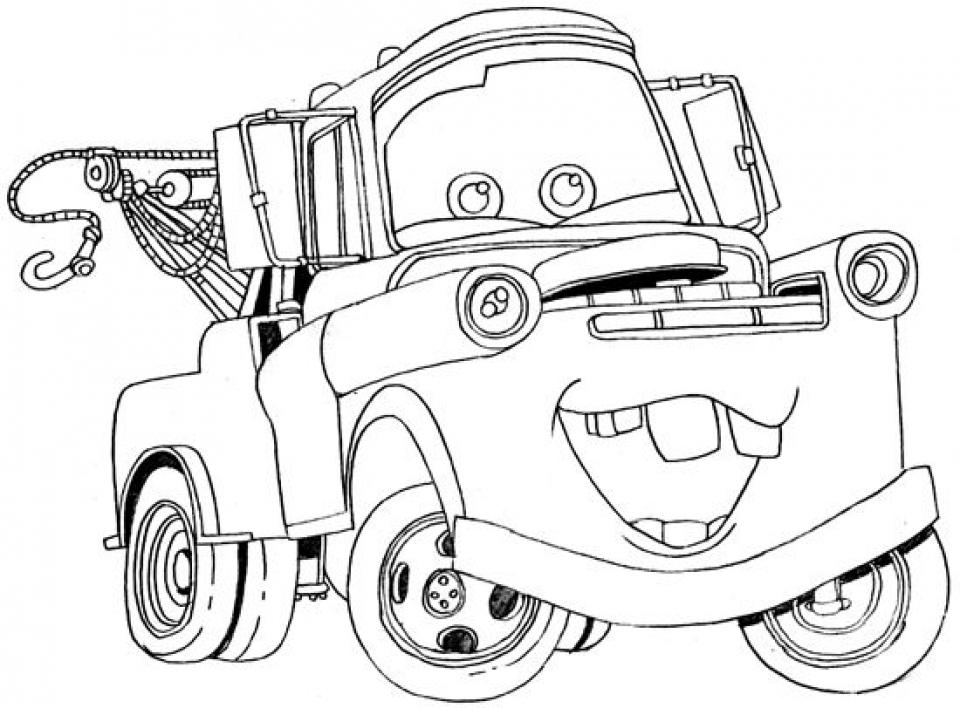 Desenhos Para Colorir De Carros