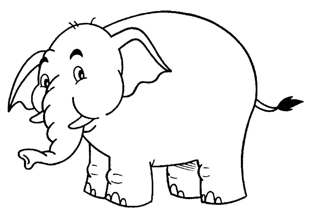 73 Free Download Para Colorir Elefante Worksheets For Children