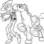 Desenhos para Colorir do Toy Story