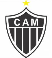 EMBLEMA DO ATLÉTICO MINEIRO DE BELO HORIZONTE - MG EM VETOR, JPG, PNG, EDITÁVEL 04
