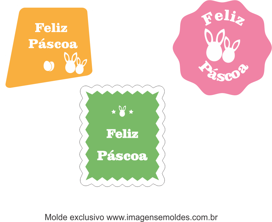 Tags Grátis Páscoa para Imprimir 9, Ostern-Tag-Vorlage, easter tag template, plantilla de etiqueta de Pascua
