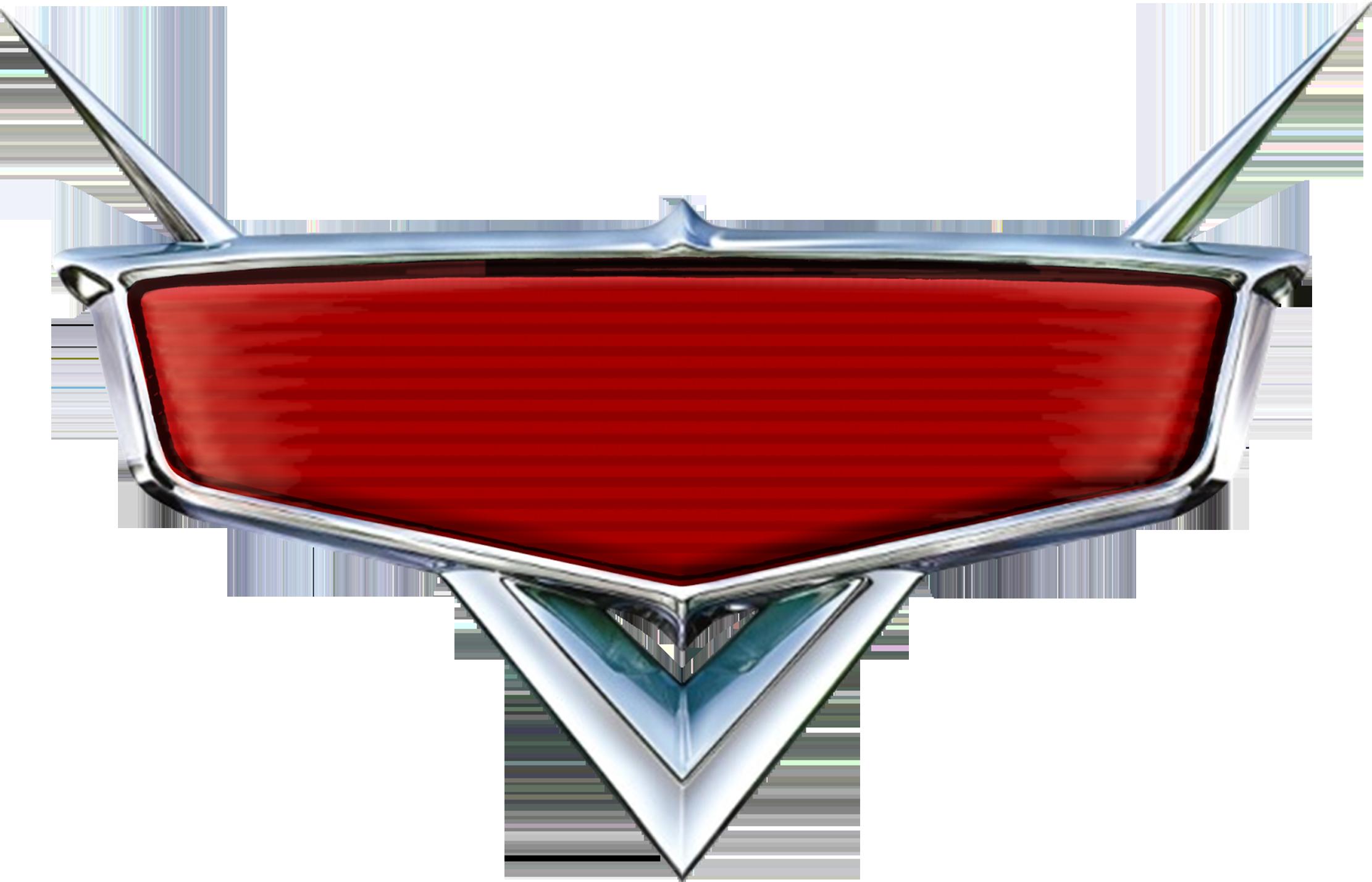 Logo File Carros 03, Logotipo Filme Carros da Disney
