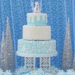 12 Idéias Incríveis de Bolos da Frozen