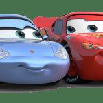 Filme Carros Relampago e Sally 01