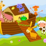 Imagem Arca de Noé – Background 5 PNG – para Personalizados