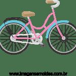 Imagem Bicicleta Vetorizada 03