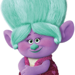 Imagem vovó Rosepuff trolls 01