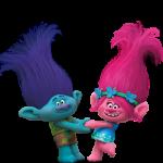 Imagens Poppy e Tronco trolls