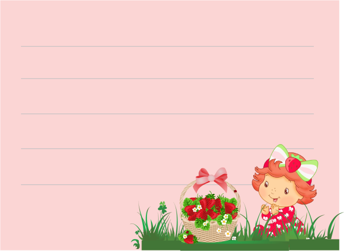 Grátis Etiquetas escolares para Imprimir 13, Erdbeerschulaufkleber, etiqueta engomada de la escuela de fresa, strawberry school sticker