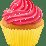 Cupcake vetorizado 01