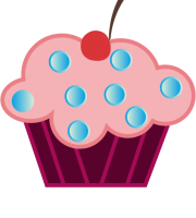 arquivos cupcake para imprimir