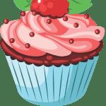 Cupcake vetorizado 05