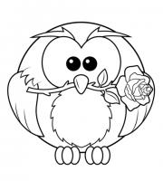 Arquivos Desenhos Para Imprimir De Coruja