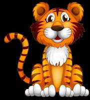 Imagem de Animais e Arca de Noé Tigre PNG - Personalizados