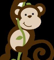 Imagem de Animais e Arca de Noé Macaco 2 PNG - Personalizados
