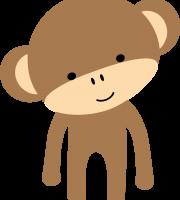 Imagem de Animais e Arca de Noé Macaco PNG - Personalizados
