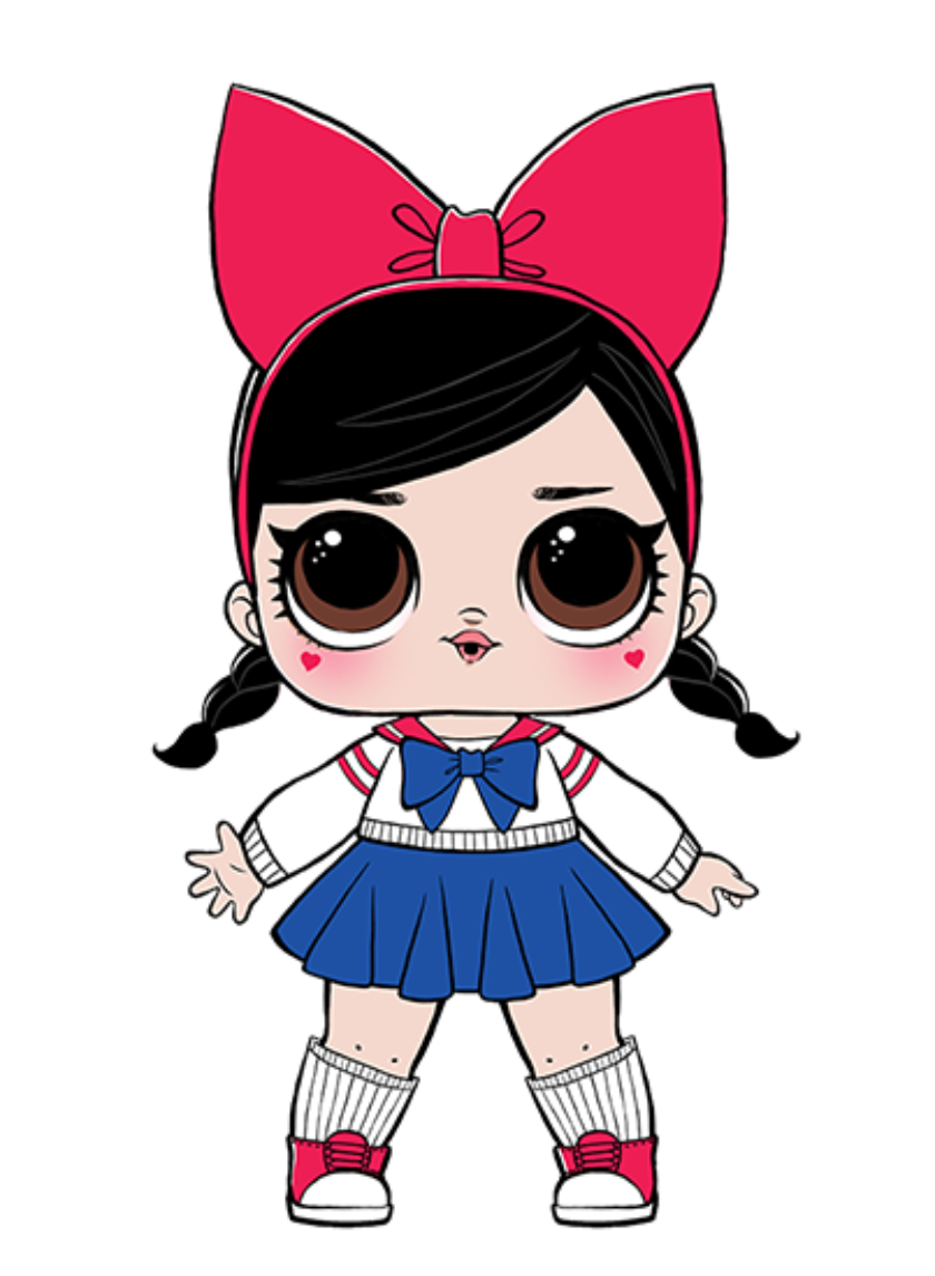 bonecas lol serie 2 cosplay club fanime png storybook dolls value storybook dolls vintage