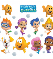 Bublle Guppies - A turma Bublle Gumppies