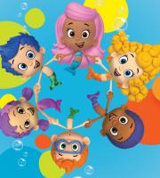 Bublle Guppies - Plano de Fundo 2