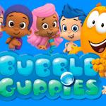Bublle Guppies – Plano de Fundo 3 PNG