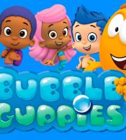 Bublle Guppies - Plano de Fundo 3