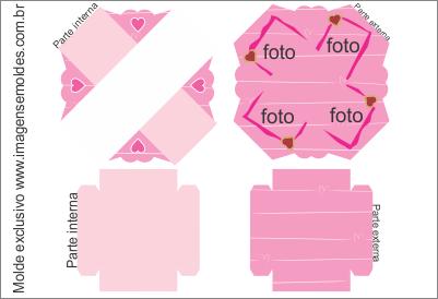 molde caixa convite, invitation box template, Einladungsschachtel Vorlage, plantilla de caja de invitación,