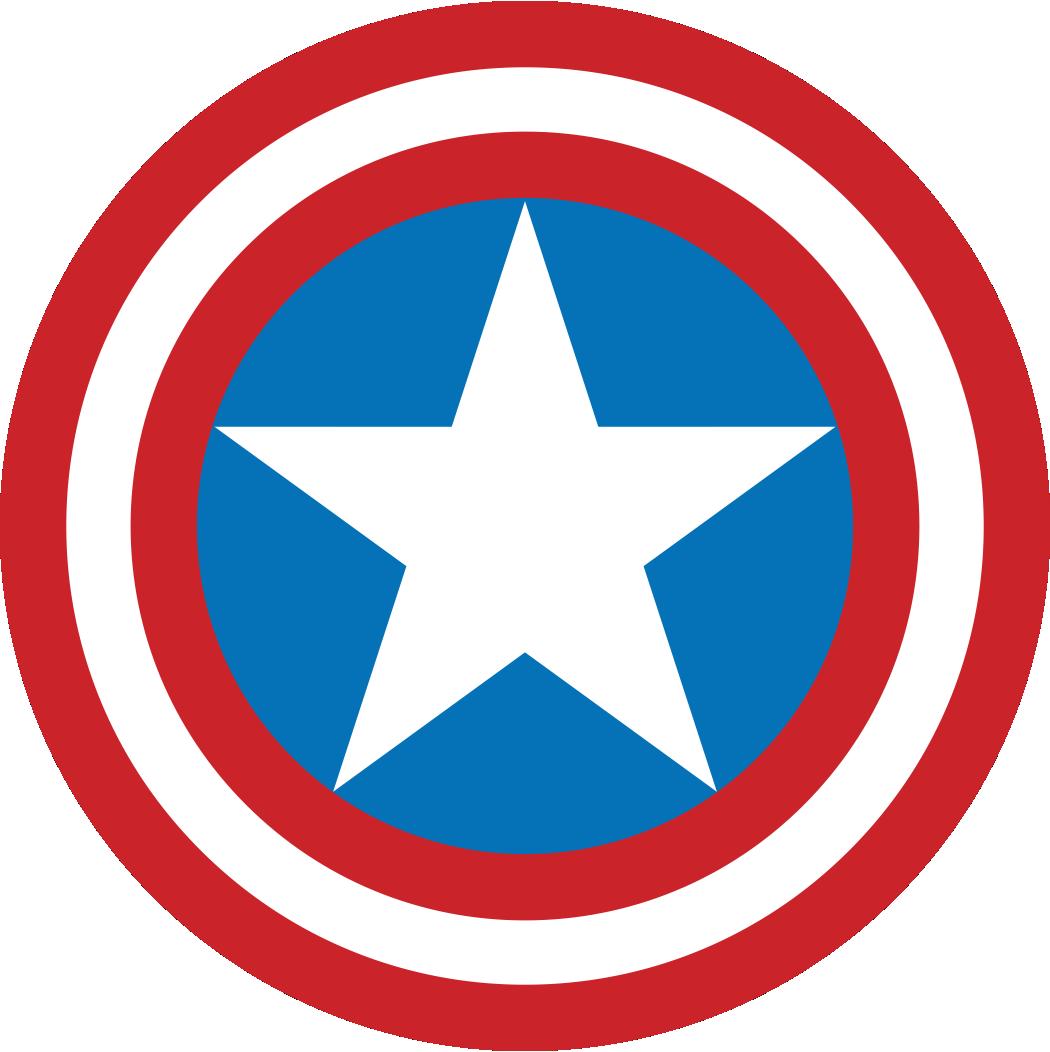 Capitao America Logo Vetor E Png Editavel Imagens E Moldes