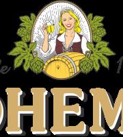 Cerveja Bohemia Logo PNG e Vetor