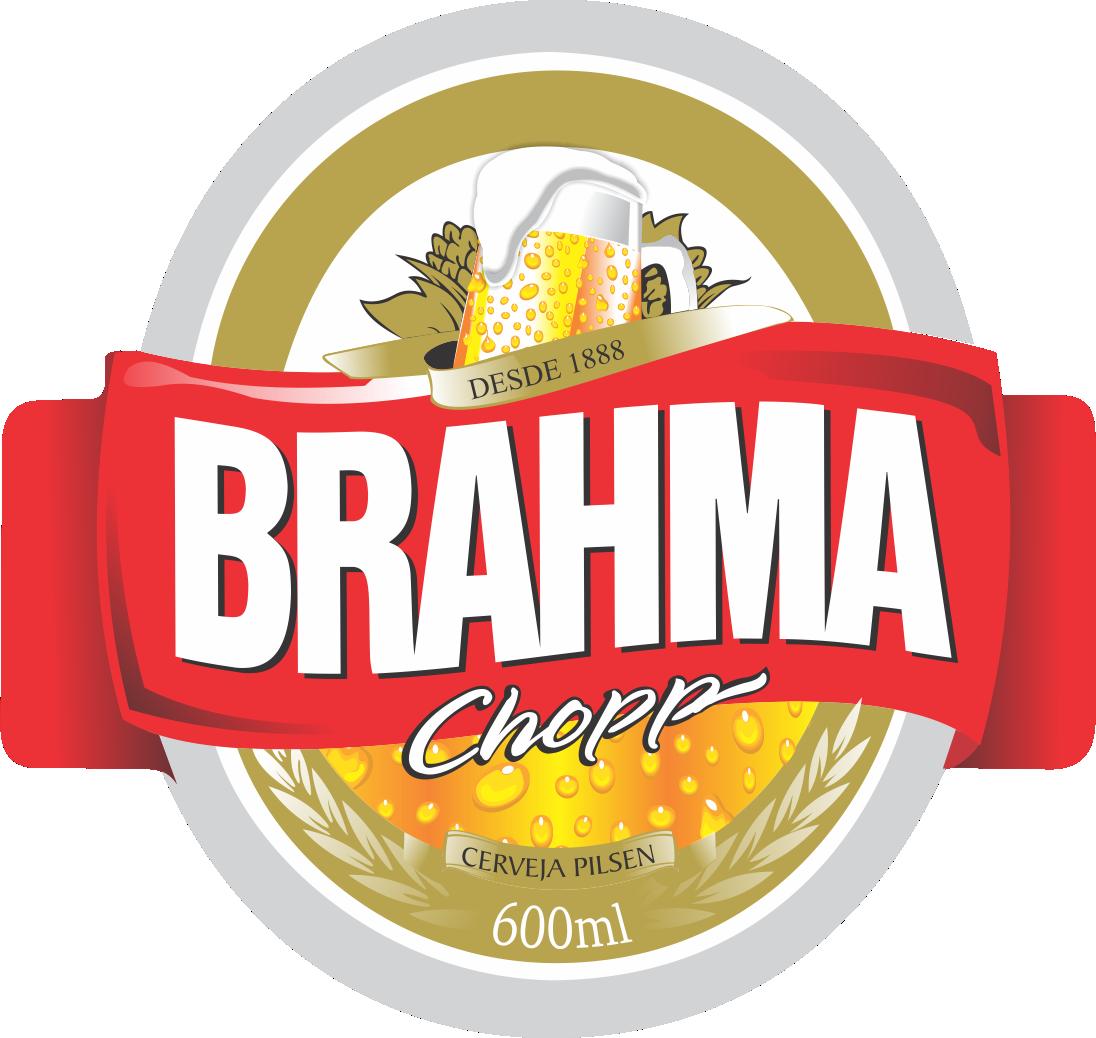 Cerveja Brahma Chopp Logo Vetor E Png Editavel