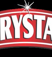 Cerveja Crystal Logo PNG e Vetor