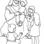 DESENHOS PARA COLORIR BÍBLICOS